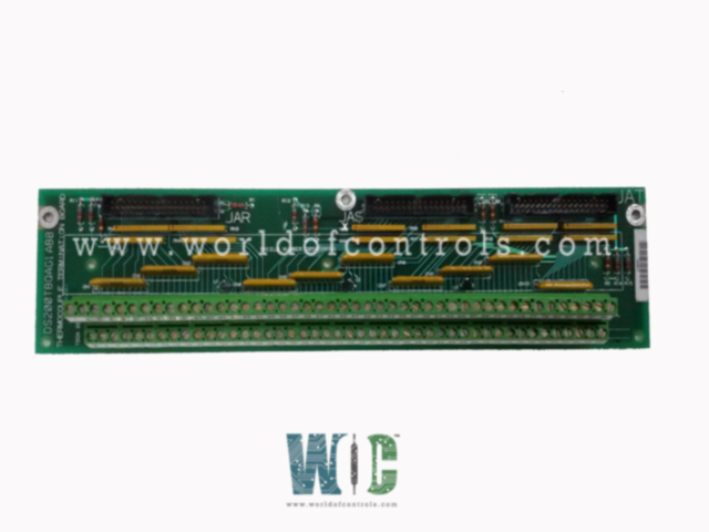 DS200TBQAG1ABBRST ANALOG TERMINATION BOARD