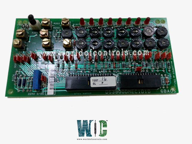 DS3800DMEC1D1D - GE CIRCUIT BOARD