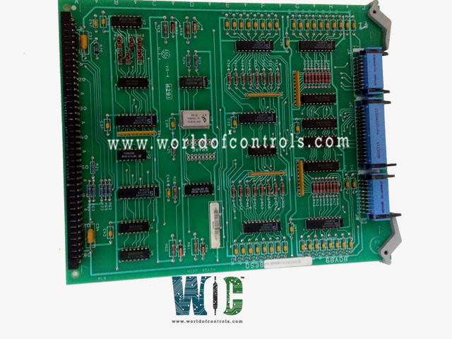 DS3800HIOD1 - DIGITAL SPEEDTRONIC IN/OUT GE BOARD