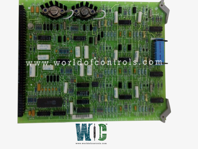 DS3800NVCD1 - GENERAL ELECTRIC CONDITIONING CIRCUIT BOARD