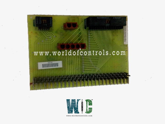 IC3600SIXM - General Electric Speedtronic Mark ll Interface Card