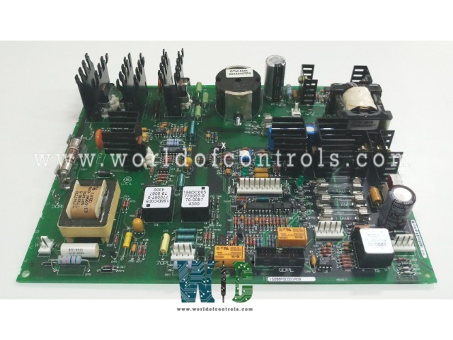 IS200PSCDG1A	 - 	PRINTED CIRCUIT BOARD