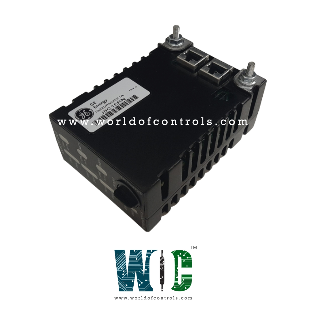 IS220PAOCH1A - ANALOG OUTPUT MODULE
