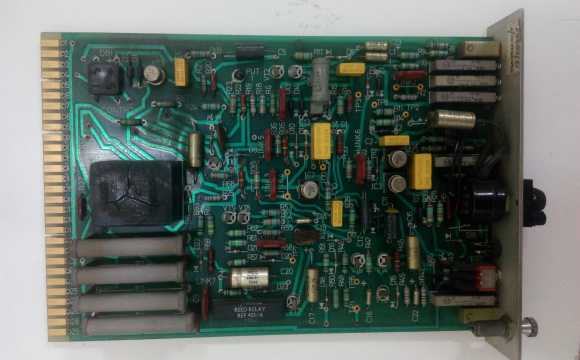 AVR CONTROL CARD/ LC4077/9602936
